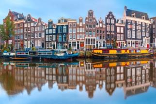 Busreise nach Amsterdam für ein Wochenende